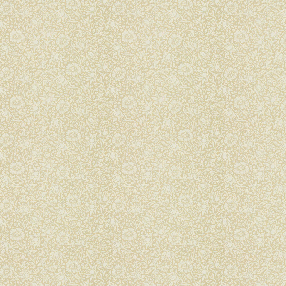 Morris Mallow Soft Gold Wallpaper - Product code: 216677