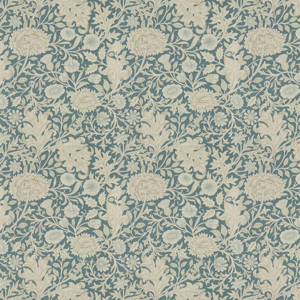 Double Bough Wallpaper - Slate Blue - by Morris