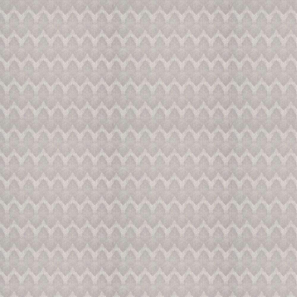 Wave Wallpaper - Silver - by Eijffinger