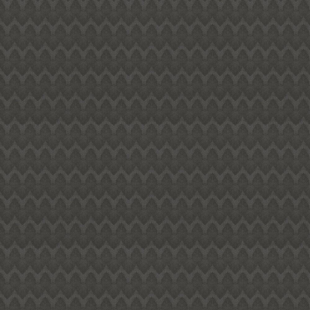 Eijffinger Wave Black Wallpaper - Product code: 394523