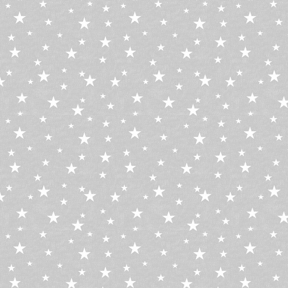 Diamond Stars Wallpaper - Silver - by Arthouse