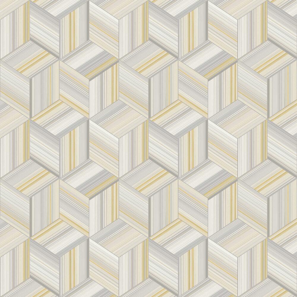 Albany Hudson Yellow Wallpaper - Product code: 9790
