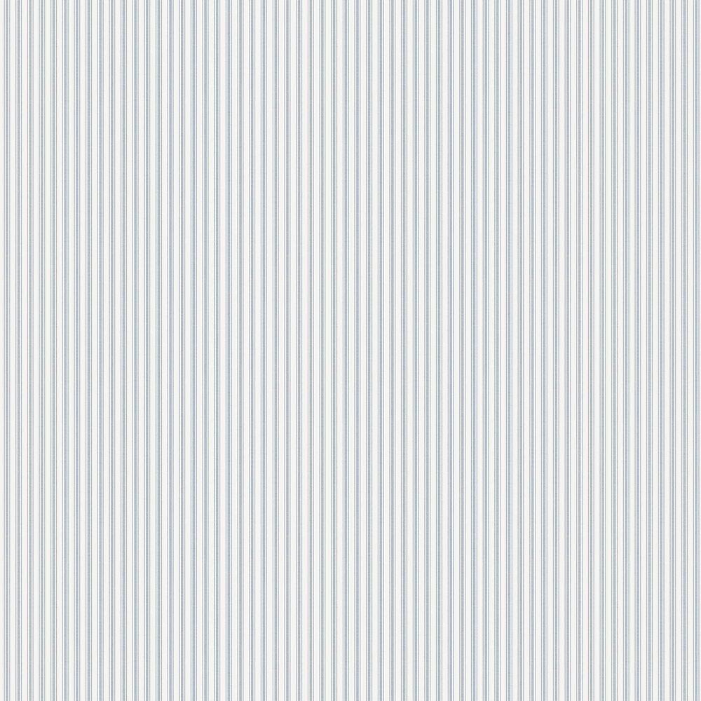 Boråstapeter Aspo Stripe Light Blue Wallpaper - Product code: 8871
