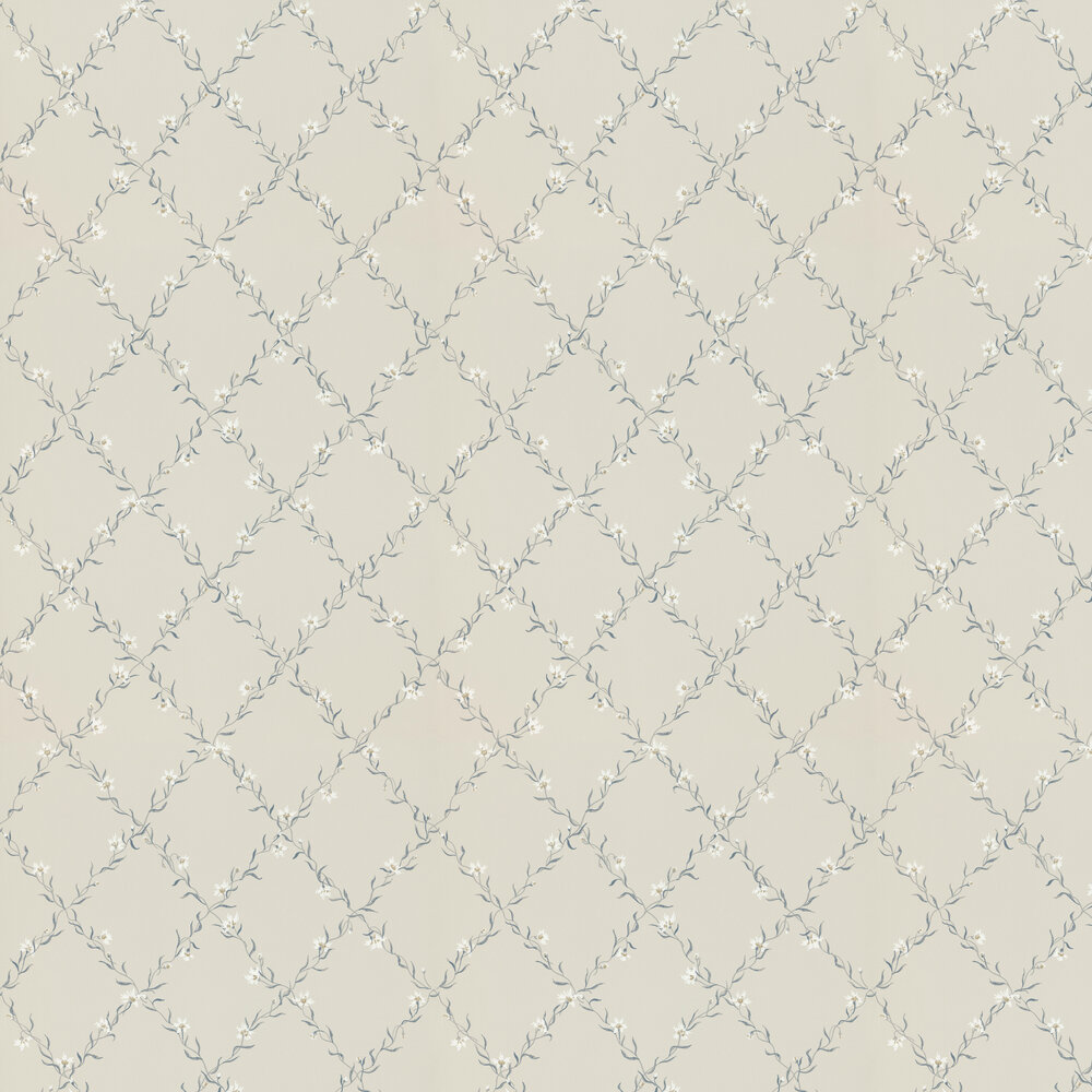 Sandberg Ewa Grey / Blue Wallpaper - Product code: 806-21