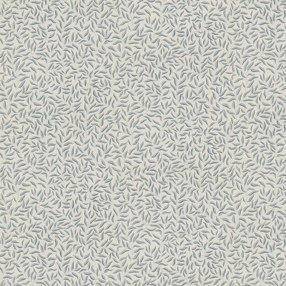 Sandberg Karolina Blue /Grey Wallpaper - Product code: 807-56