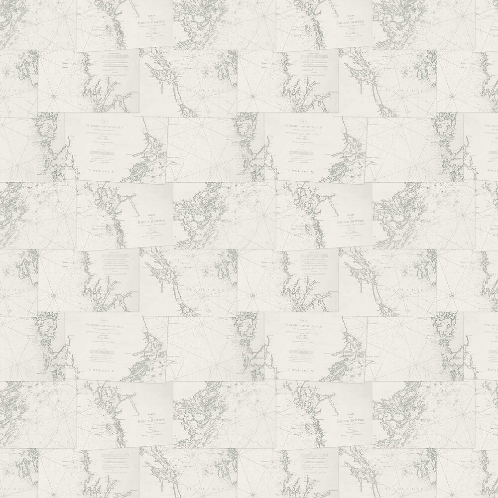 Boråstapeter Coastline Grey Wallpaper - Product code: 8868