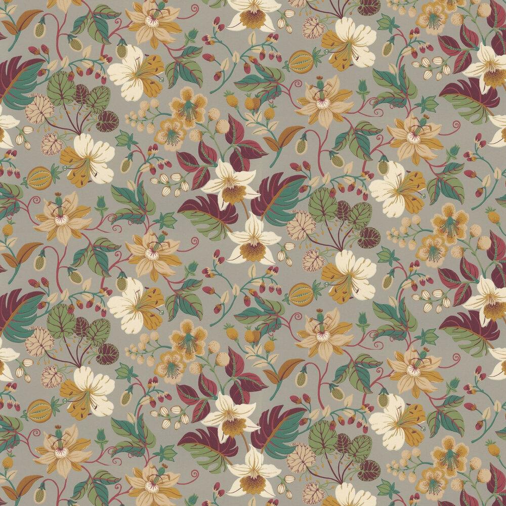 Eijffinger Carmen Trail Grey Wallpaper - Product code: 392501