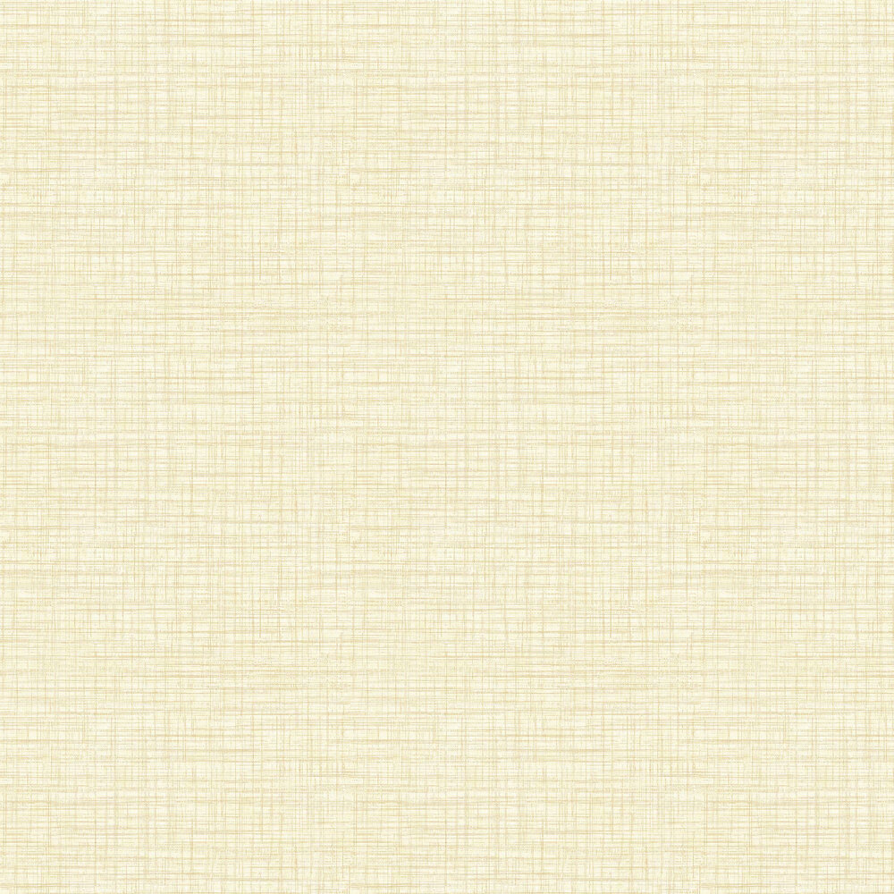 Linen Wallpaper - Butter - by A Street Prints