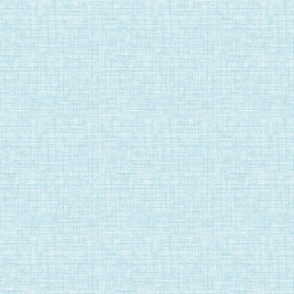 Linen Wallpaper - Blue - by A Street Prints
