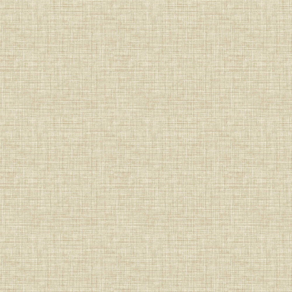 Linen Wallpaper - Oat - by A Street Prints