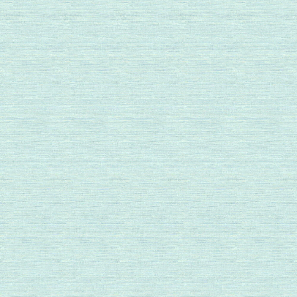 Grasscloth Wallpaper - Aqua - by A Street Prints
