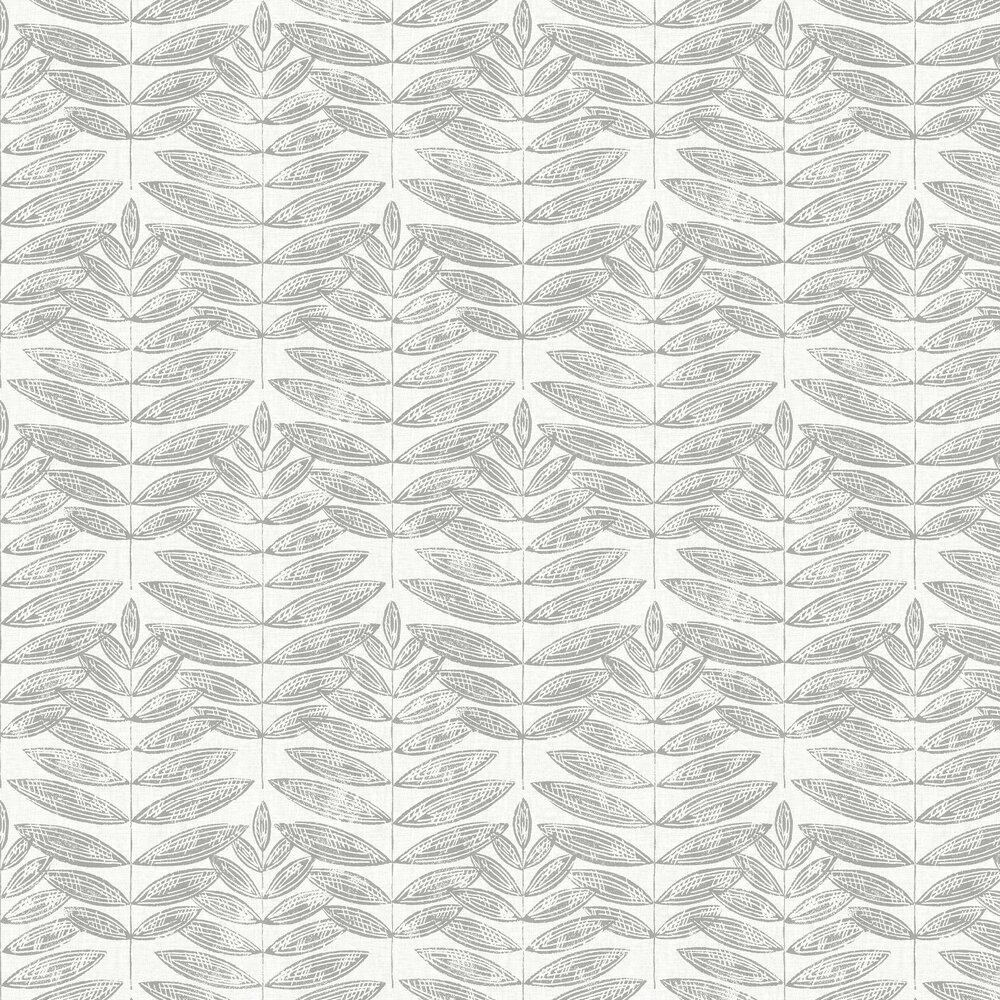 Akira Wallpaper - Grey - by A Street Prints
