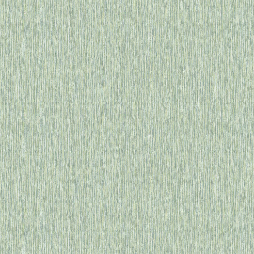 Raffia Wallpaper - Green - by A Street Prints