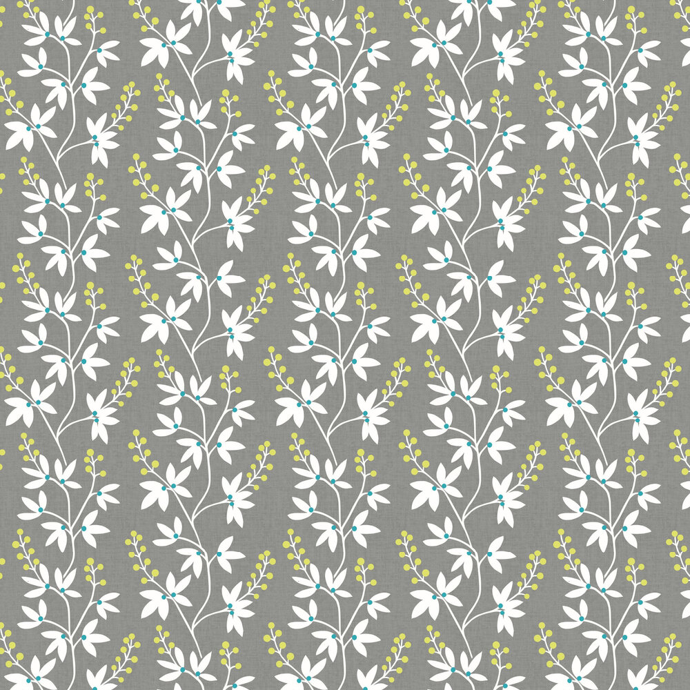 Linnea Wallpaper - Taupe - by A Street Prints