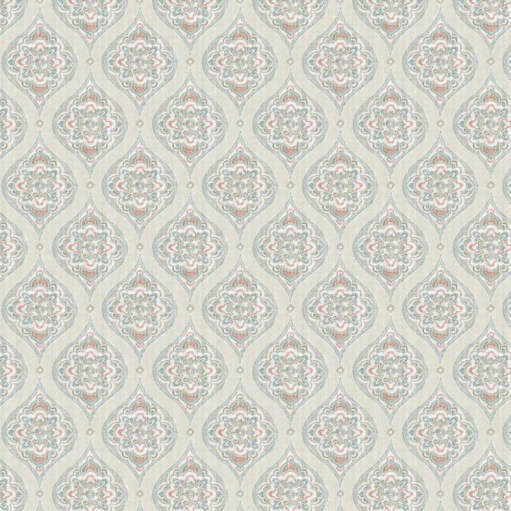 Adele Wallpaper - Multi-coloured - by A Street Prints