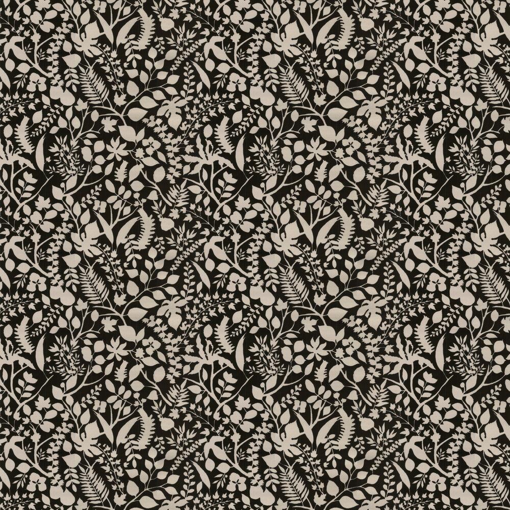 Christian Lacroix L'eden Soft Black/ Gold Wallpaper - Product code: PCL7029/01