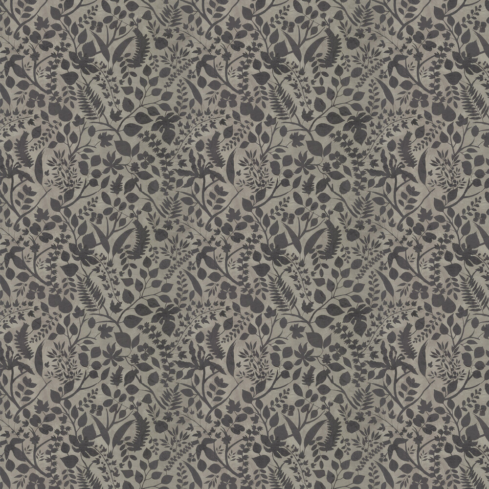 Christian Lacroix L'eden  Gold/ Black Wallpaper - Product code: PCL7025/02