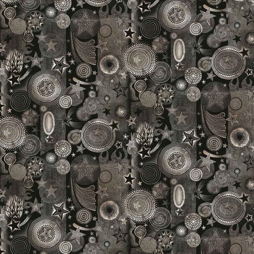 Jean Paul Gaultier Etoiles Black Wallpaper - Product code: 3332/03