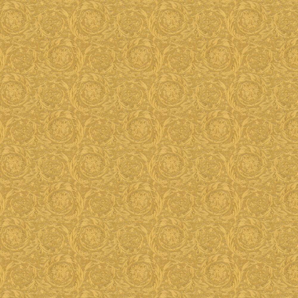 Versace Barocco Metallics Gold Wallpaper - Product code: 36692-3