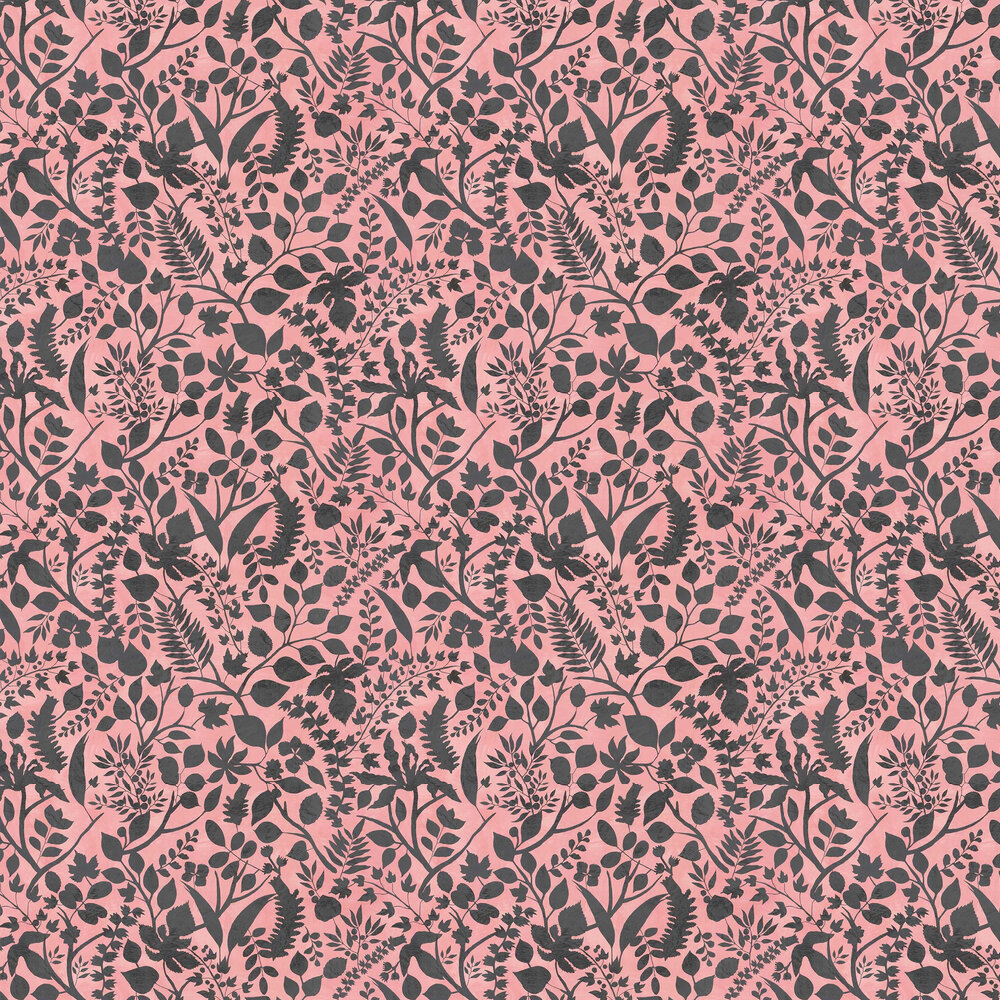 Christian Lacroix L'eden  Pink Wallpaper - Product code: PCL7025/07
