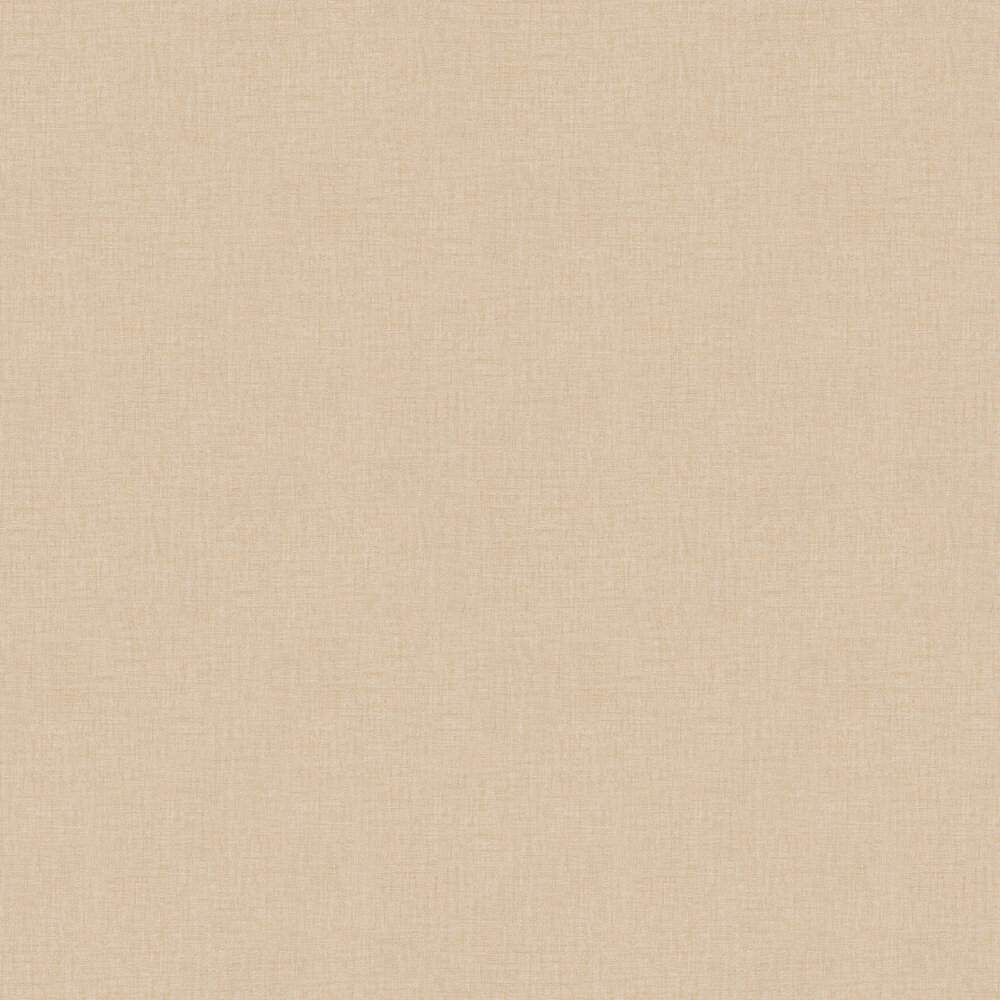 Baroque & Roll Texture Wallpaper - Beige - by Versace