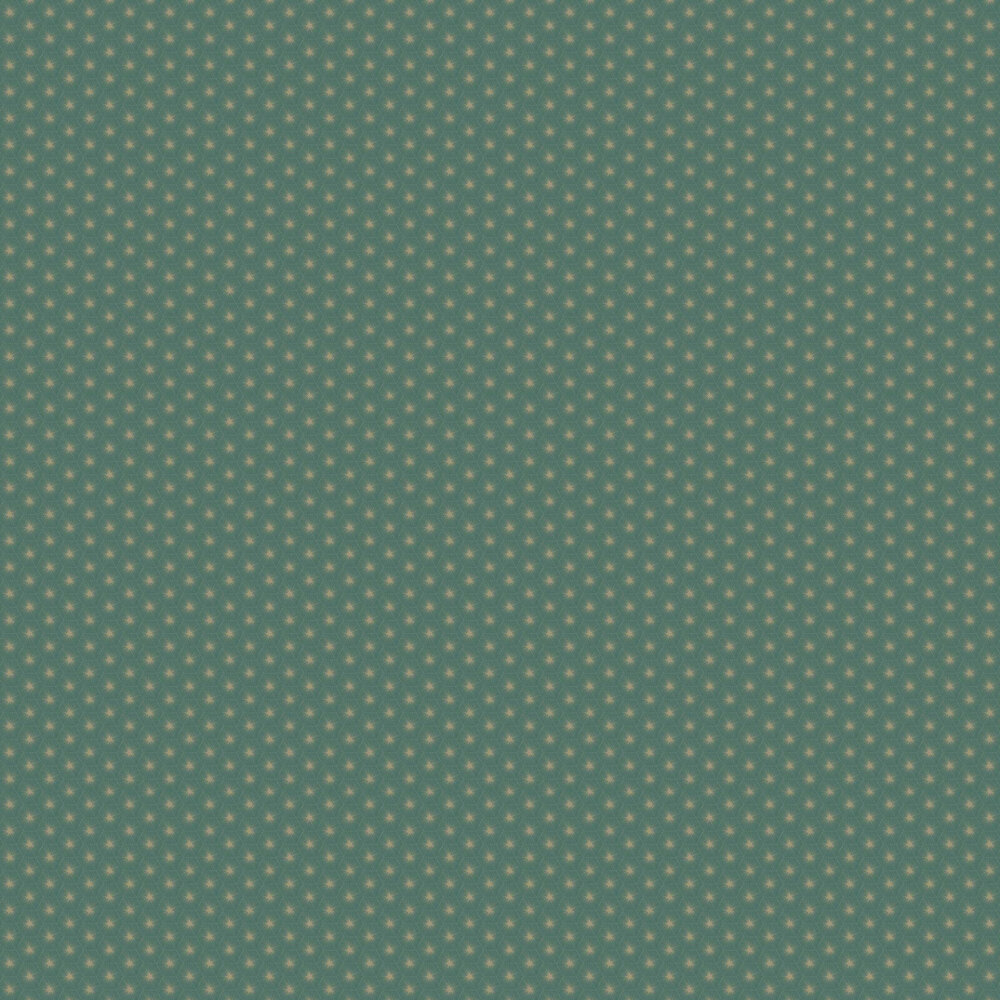 Suta Wallpaper - Emerald - by Casadeco