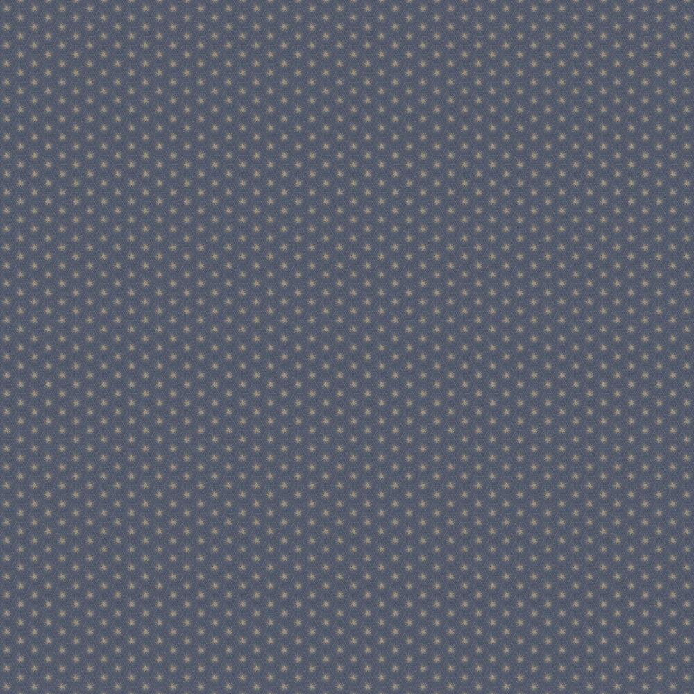 Casadeco Suta Midnight Blue Wallpaper - Product code: 82156521