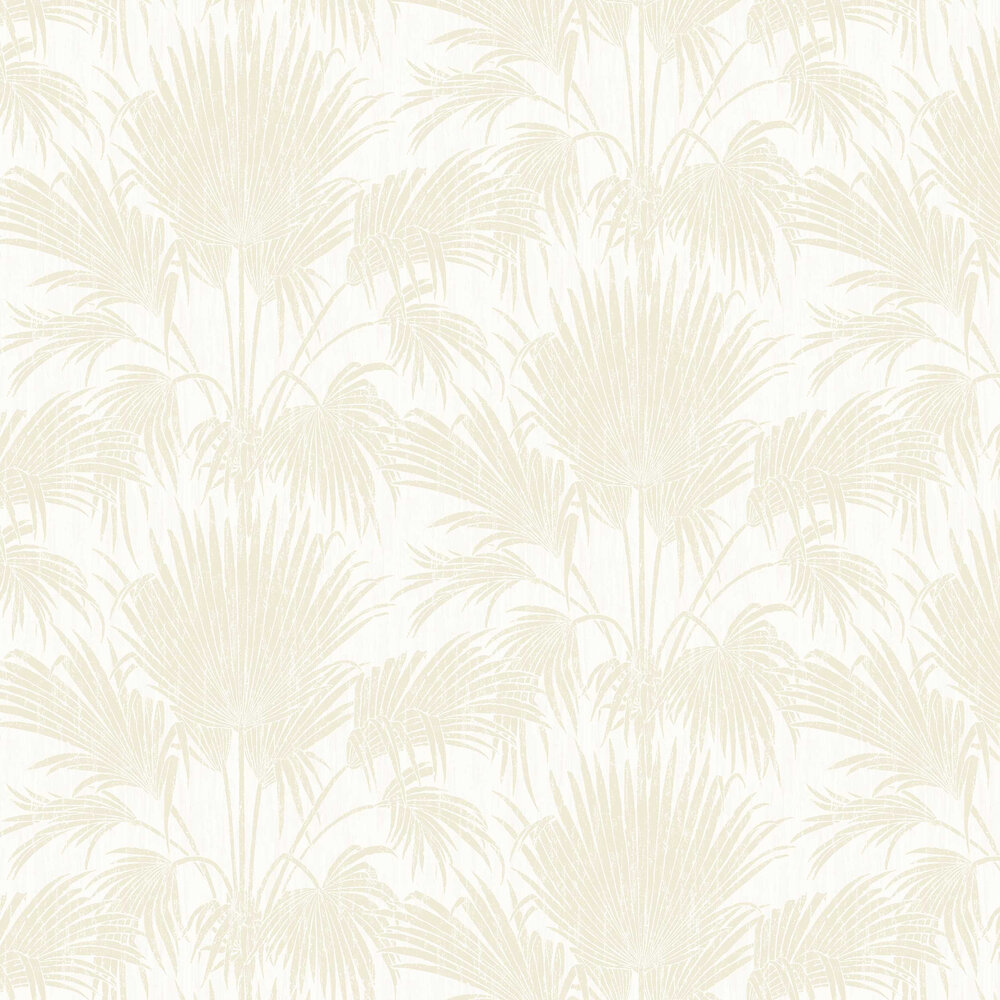 Josephine Wallpaper - Pearl - by Casadeco