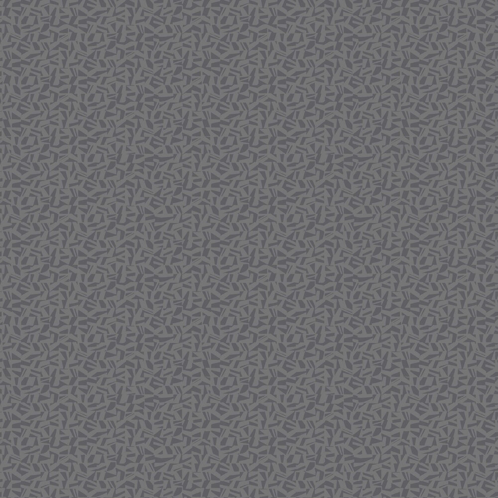 Casadeco Polygone Black Wallpaper - Product code: 83739512