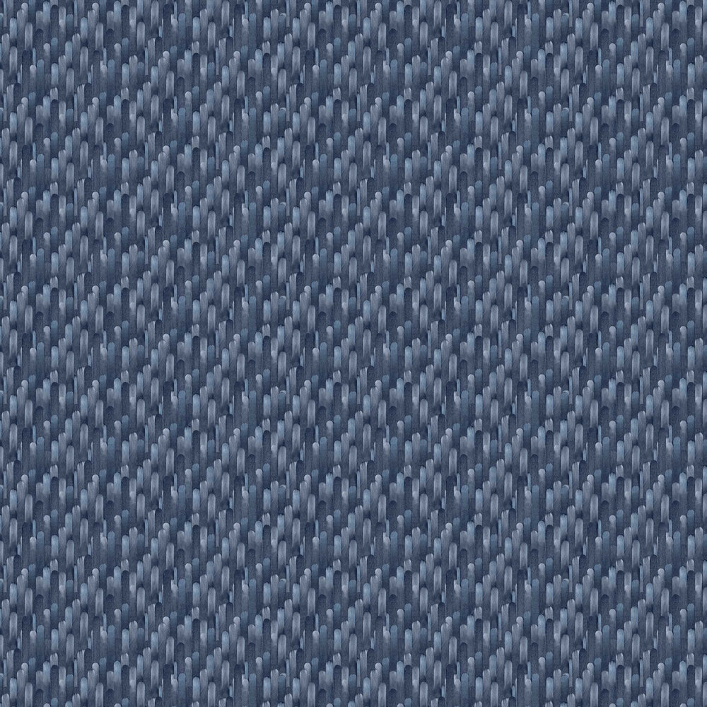 Casadeco Ocelle Blue Wallpaper - Product code: 83856515