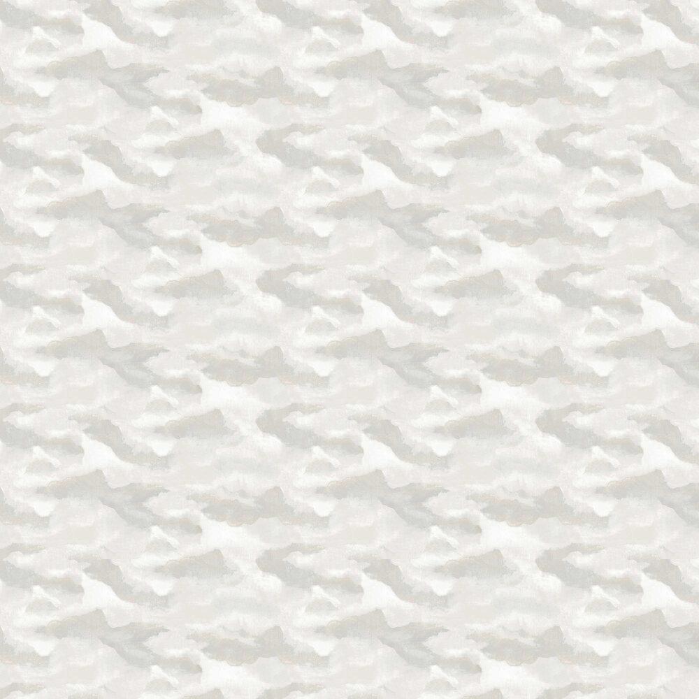 Nubia Wallpaper - Grey - by Casadeco
