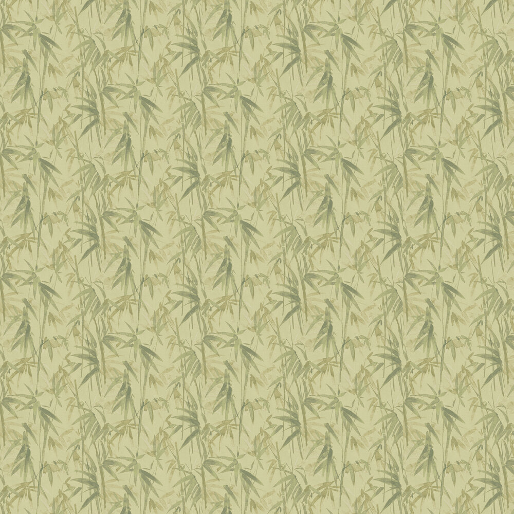 Bamboo Wallpaper - Bronze - by Brewers