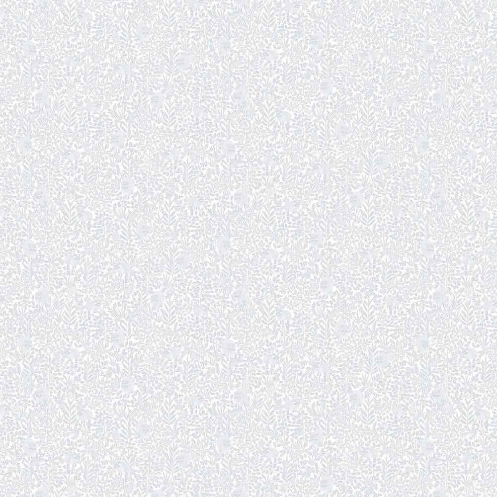 Free Spirit Wallpaper - Soft Grey - by Caselio