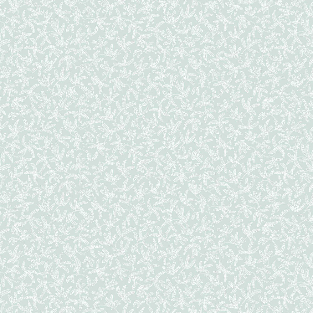 Caselio Cocoon Pale Blue Wallpaper - Product code: 100577029