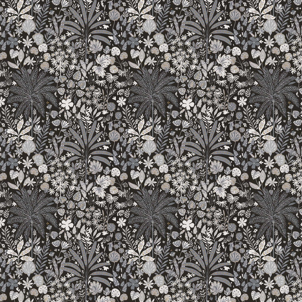 Caselio Hope Black and Gold Wallpaper - Product code: 100599911