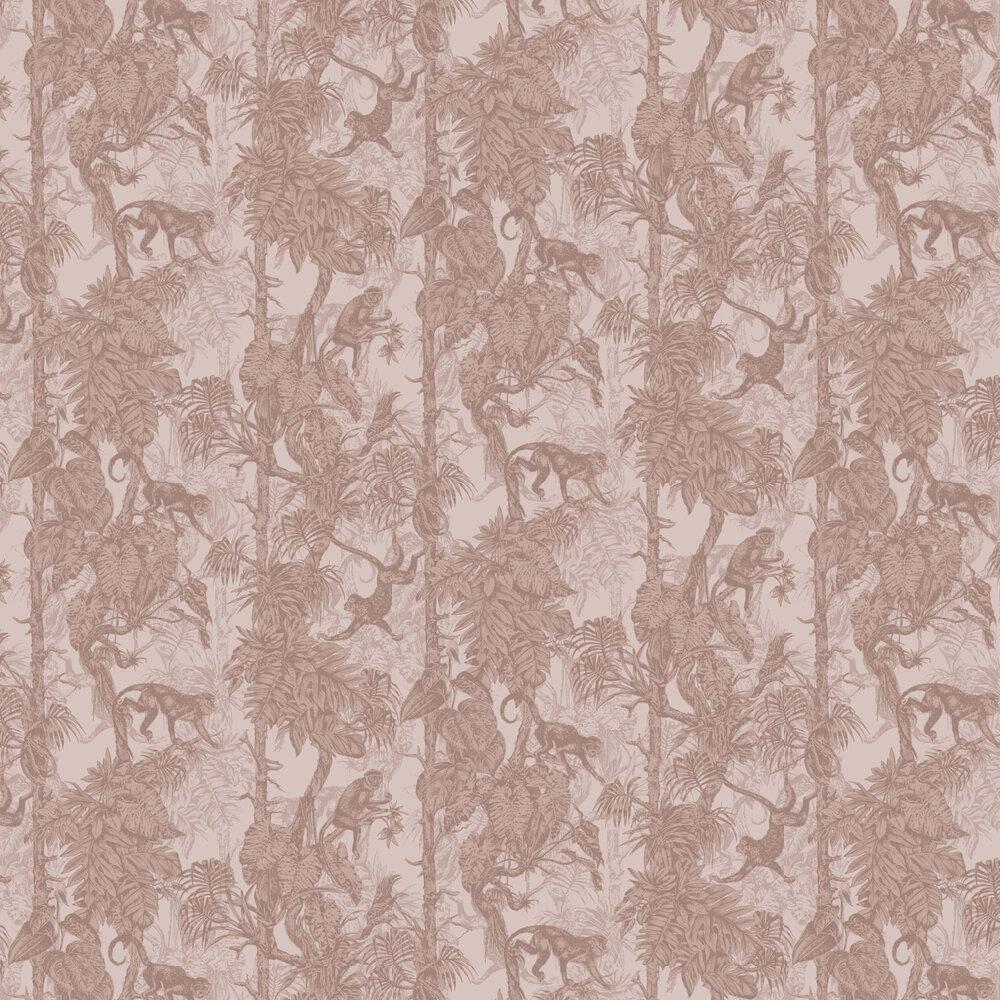 Graham & Brown Ubud Blush Wallpaper - Product code: 104280