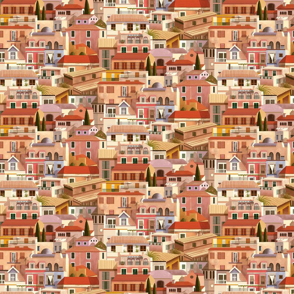 Valldemossa Wallpaper - Sunrise - by Coordonne