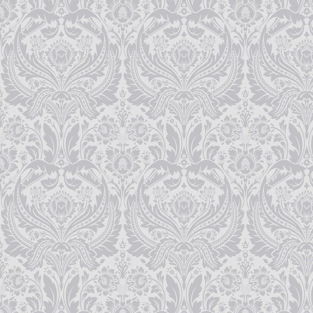 Graham & Brown Desire Silver Wallpaper - Product code: 103432