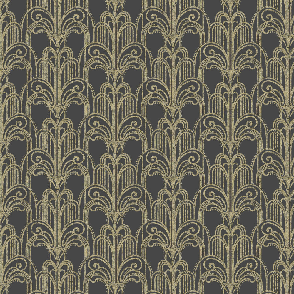 Graham & Brown Wallpaper Art Deco 104299