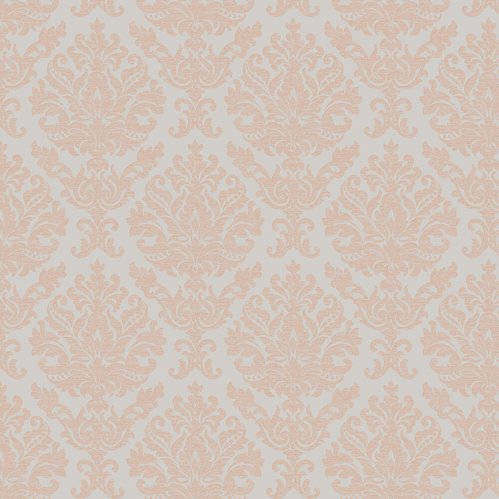 Antique Wallpaper - Taupe - by Graham & Brown