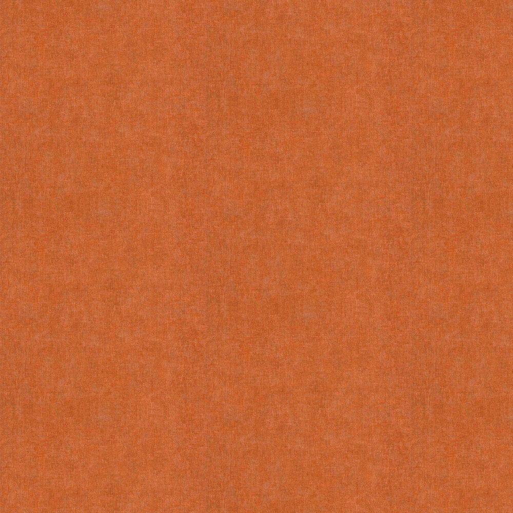 Sloane Square Wallpaper - Orange - by Casadeco