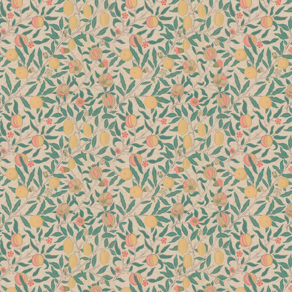 Morris Wallpaper Fruit 216723