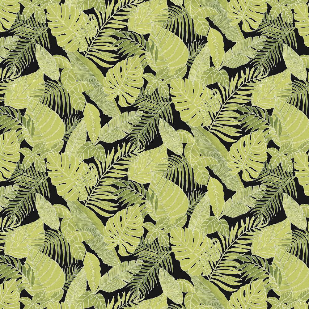 Tropical Wallpaper - Jungle - by Zoom by Masureel