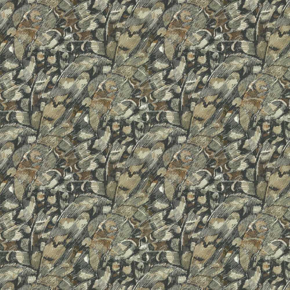 Harlequin Lamina Onyx / Bronze Wallpaper - Product code: 112168