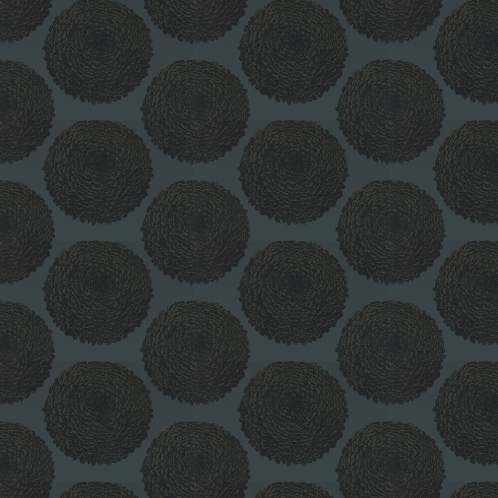 Elixity Wallpaper - Onyx - by Harlequin