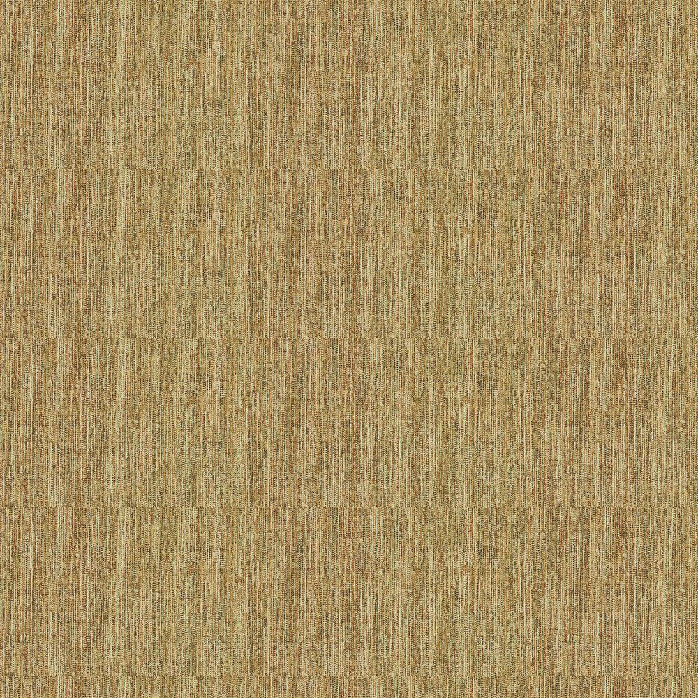 Zela Wallpaper - Copper - by Harlequin