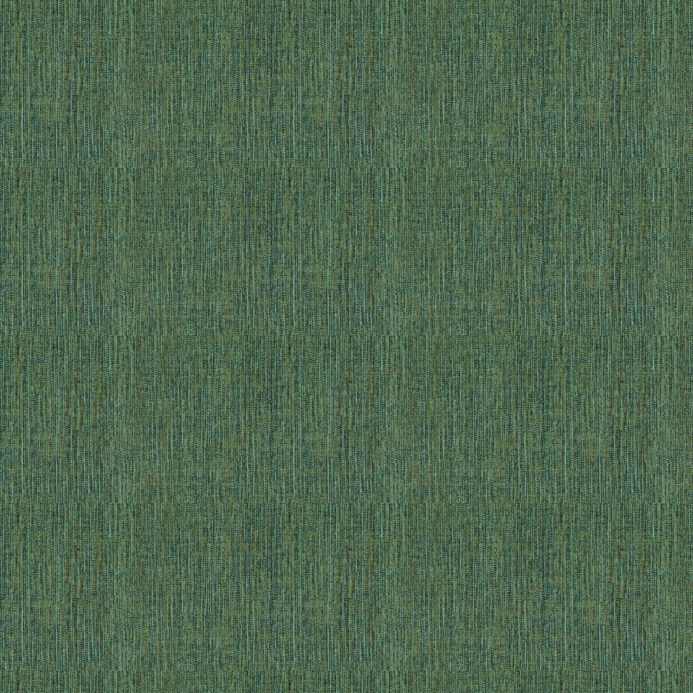Zela Wallpaper - Emerald - by Harlequin