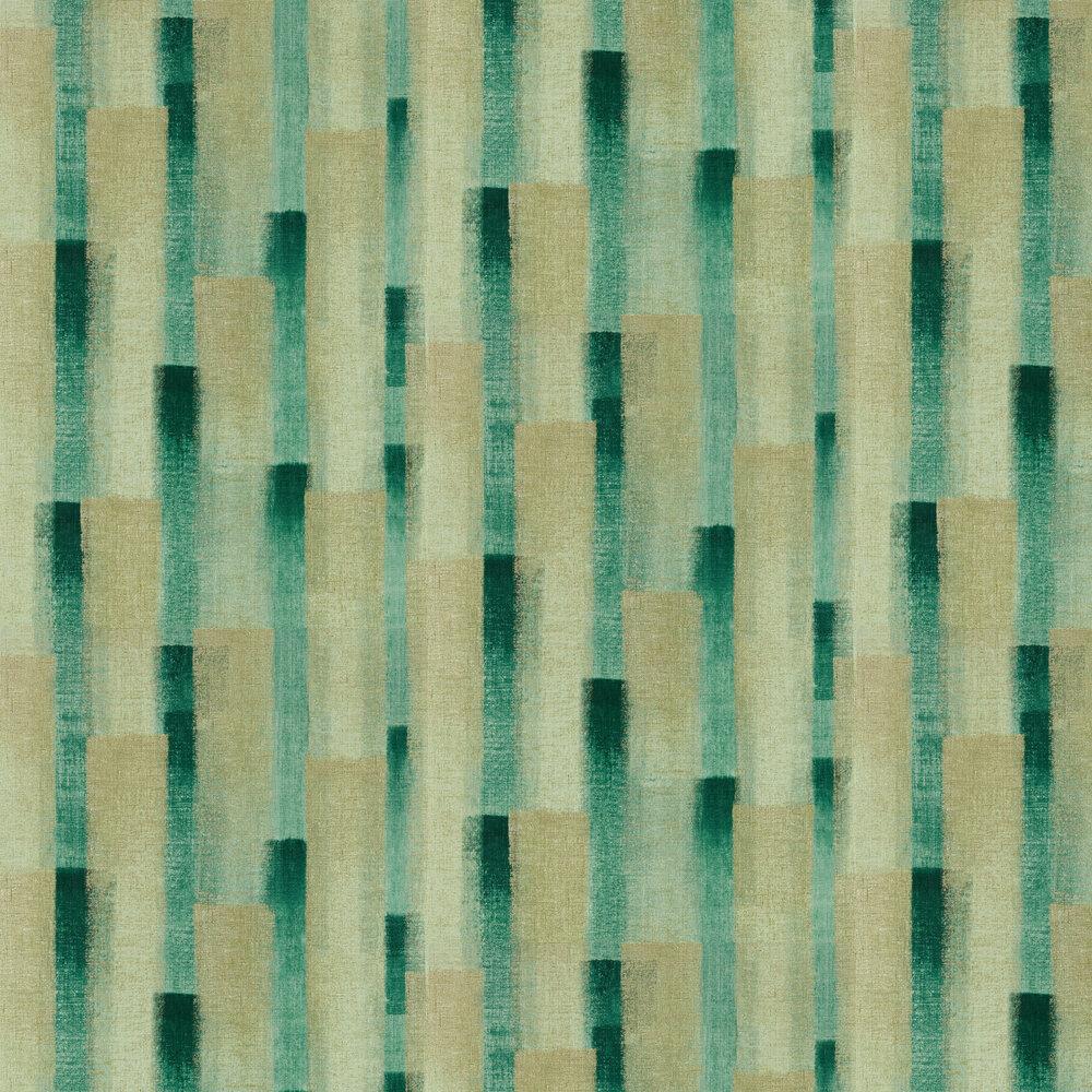 Suzuri Wallpaper - Emerald - by Harlequin