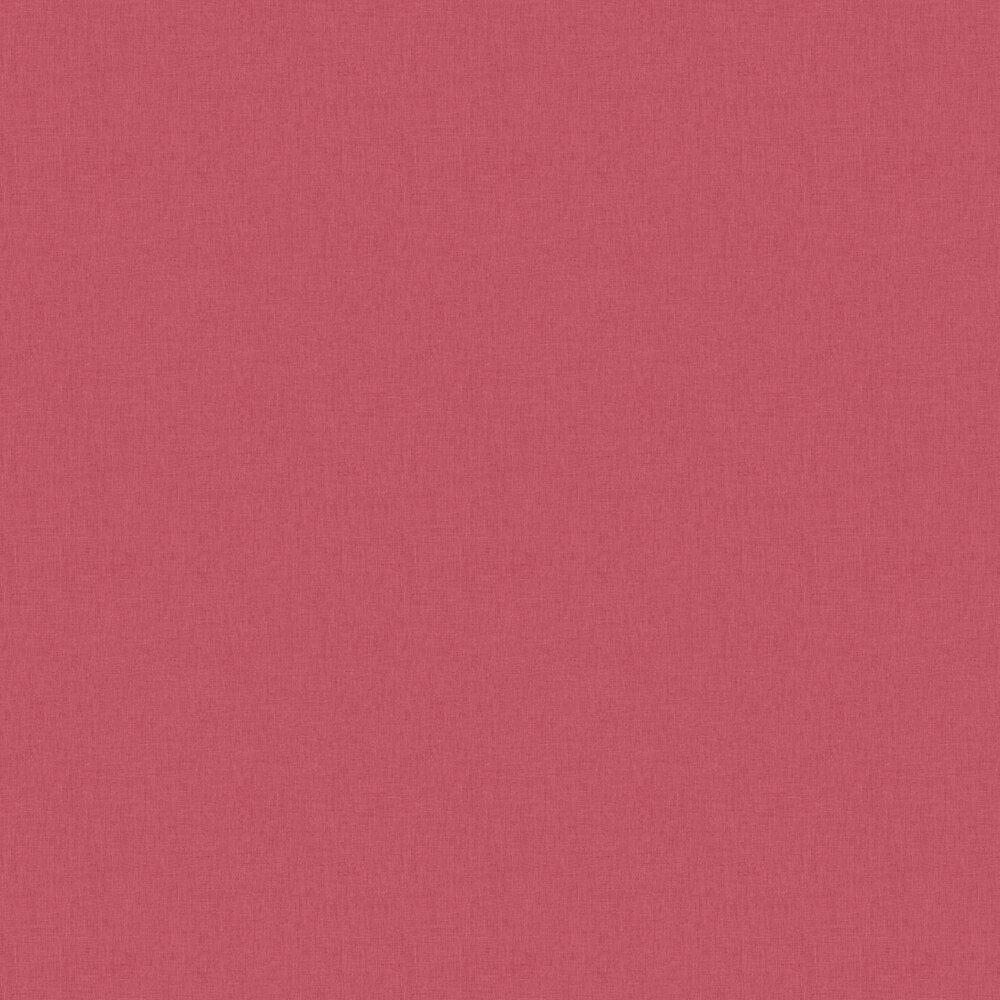 Caselio Linen Raspberry Wallpaper - Product code: LINN68524340