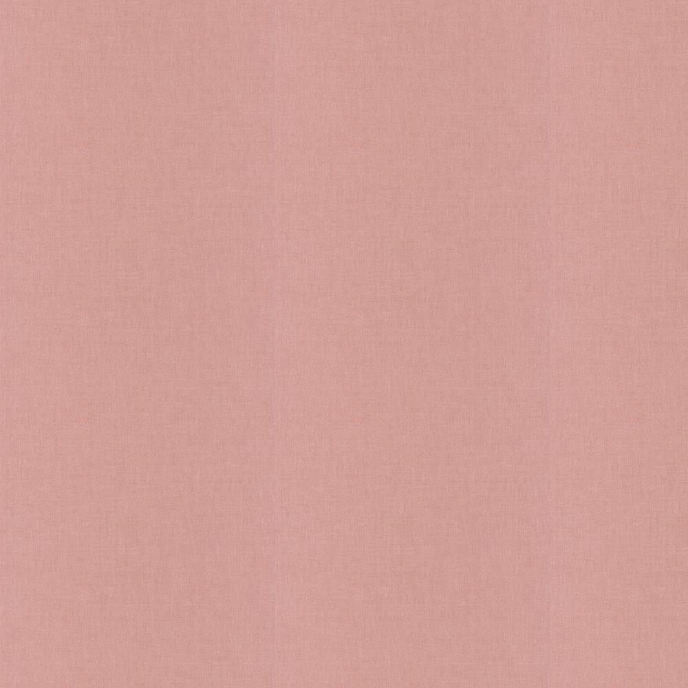 Linen Wallpaper - Rose - by Caselio